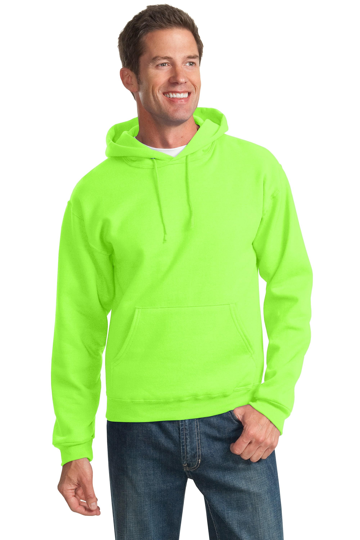 JERZEES Boys NuBlend Pullover Hooded Sweatshirt