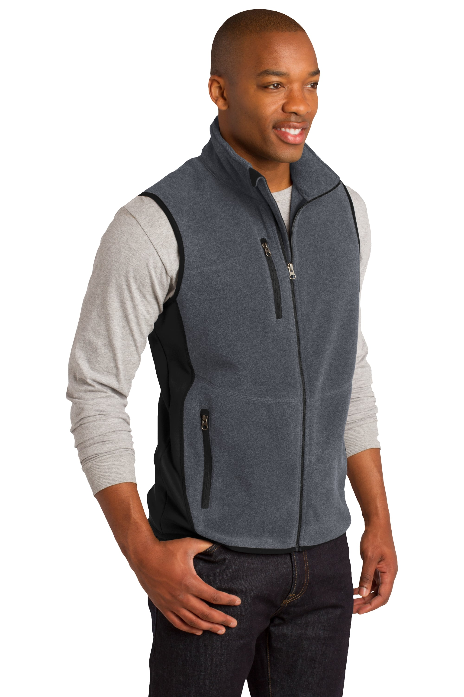 9b526ba6c99e F228 Port Authority® R-Tek® Pro Fleece Full-Zip Vest