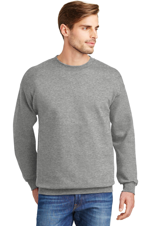 a2e0362e42c F260 Hanes® Ultimate Cotton® - Crewneck Sweatshirt