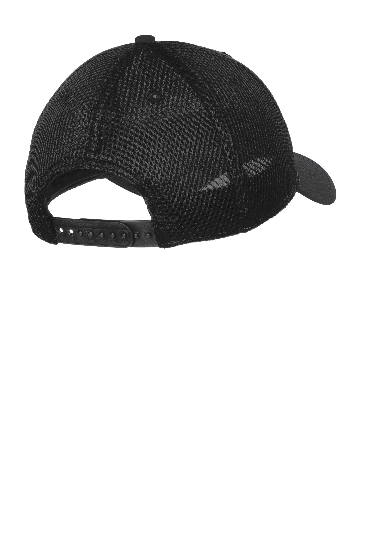 30433166efc2a7 NE204 New Era® - Snapback Contrast Front Mesh Cap