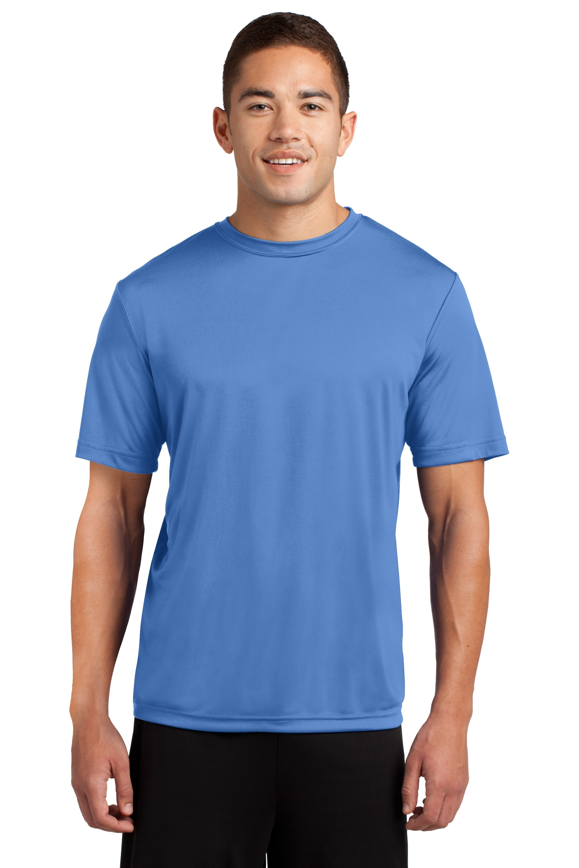 St350 Sport Tek Posicharge Competitor Tee Posicharge technology helps colors and logos stay vibrant longer. st350 sport tek posicharge competitor tee