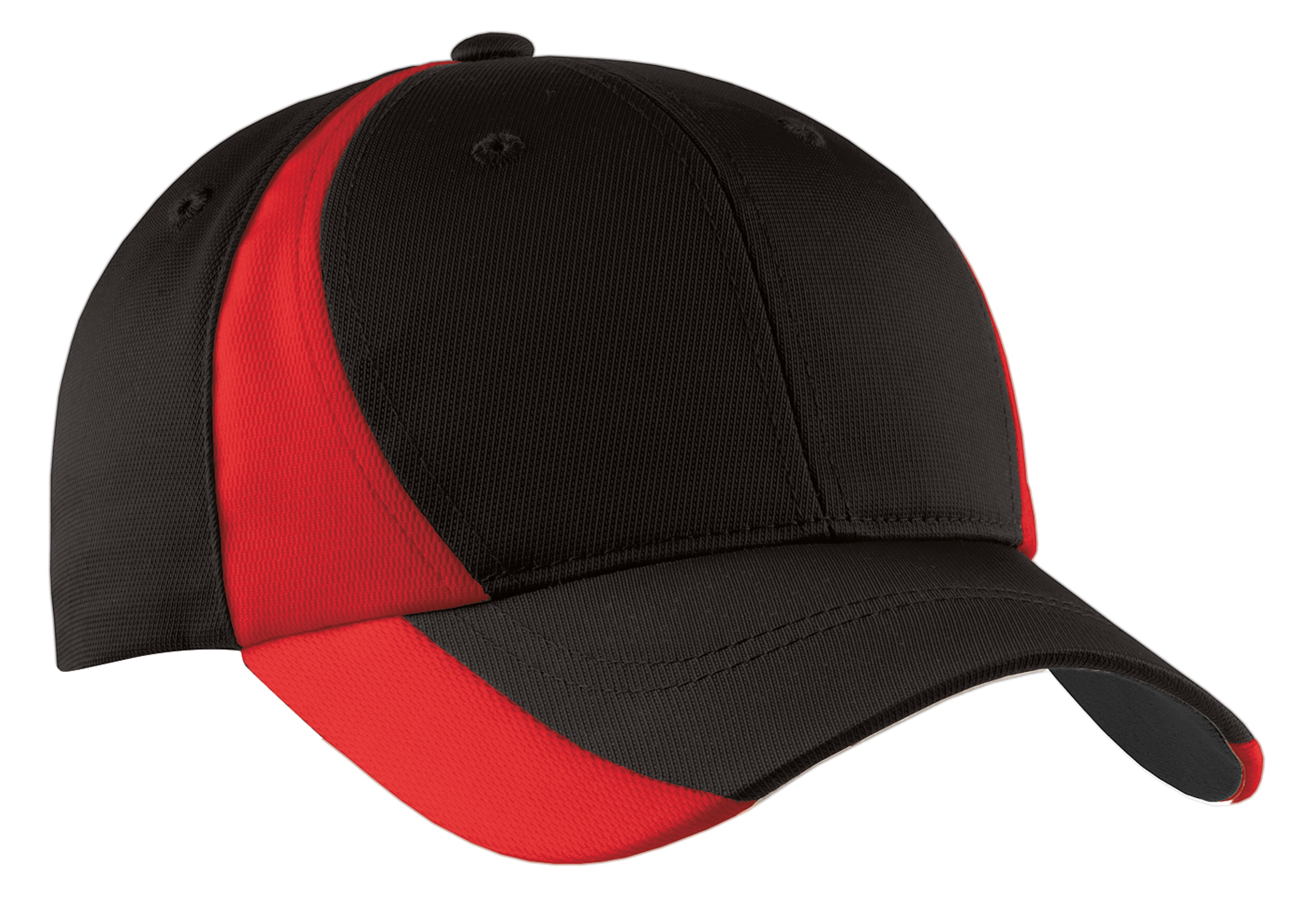 Stc11 Sport Tek Dry Zone Nylon Colorblock Cap Shop a variety of ball caps, beanies, flat brim hats, headbands, and visors. stc11 sport tek dry zone nylon colorblock cap