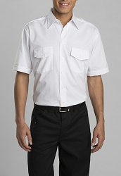 1212 Edwards Men's Short Sleeve Navigator Shirt