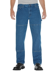 20694 Dickies® Relaxed Fit Double Knee Carpenter Denim Jean