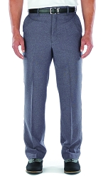 2290 Edwards® Men's Polyester Flat Front Pant