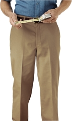 2577 Edwards® Men's Utility Flat Front Chino Pant