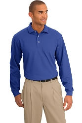 K455LS Port Authority® Rapid Dry™ Long Sleeve Polo