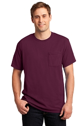 29MP Jerzees Dri-Power® Active 50/50 Cotton/Poly T-Shirt w/ Pocket