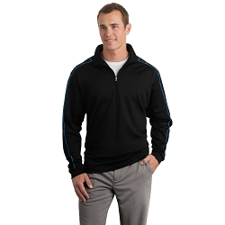 354060 Nike Dri_FIT 1/2-Zip Cover-Up