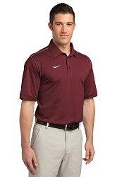443119 Nike® Golf Dri-FIT Sport Swoosh Pique Polo