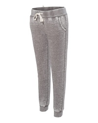 8944 J. America Women's Zen Fleece Jogger