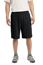 ST310 Sport-Tek® Jersey Knit Short with Pockets