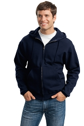 4999M JERZEES® Super Sweats® NuBlend® - Full-Zip Hooded Sweatshirt