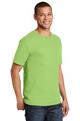 5180 Hanes - Beefy-T 100% Cotton Short Sleeve T-Shirt