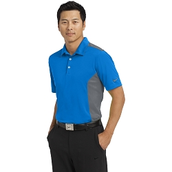 632418 Nike Dri-FIT Engineered Mesh Polo