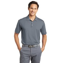 637167 Nike Dri-FIT Vertical Mesh Polo