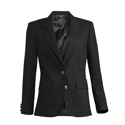 6500 Edwards Ladies Single-Breasted Blazer