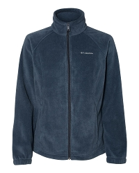 137211 Columbia Women's Benton Springs Full Zip Jacket