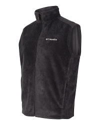 163926 Columbia Fleece Vest