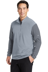 746102 Nike Dri-FIT Fabric Mix 1/2-Zip Cover-Up