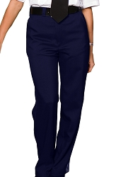 8591 Edwards Ladies Flat Front Security Pant