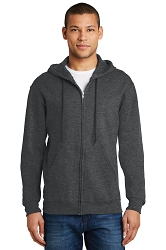 993M JERZEES® - NuBlend® Full-Zip Hooded Sweatshirt