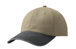 CP83 Port & Company Two-Tone Pigment-Dyed Cap