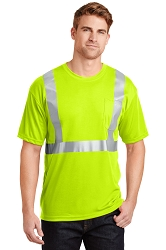 CS401 CornerStone® ANSI 107 Class 2 Safety T-Shirt