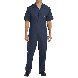 33274 Dickies Short Sleeve Flex Coverall