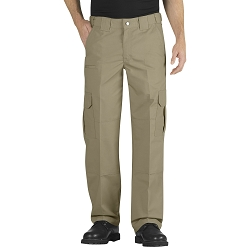 Dickies LP703 Tactical Relaxed Fit Straight Leg Lightweight Ripstop Cargo Pants