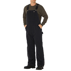 TB244 Dickies Sanded Duck Insulated Bib Overall