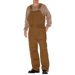 TB839 Dickies Duck Insulated Bib Overalls