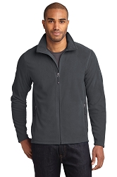 EB224 Eddie Bauer® Full-Zip Microfleece Jacket