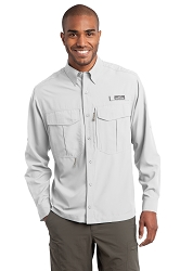 EB600 Eddie Bauer Long Sleeve Performance Fishing Shirt