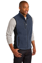 F228 Port Authority® R-Tek® Pro Fleece Full-Zip Vest