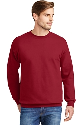 F260 Hanes® Ultimate Cotton® - Crewneck Sweatshirt