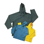 HD201 Dutch Harbor® Quinault Rain Jacket With Hood