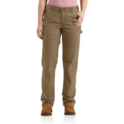 102080 Carhartt Women's Original Fit Crawford Pant