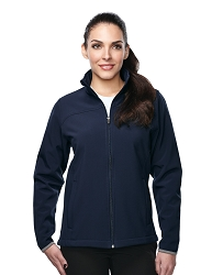 JL6380 Tri-Mountain Lady Quest Soft Shell Jacket