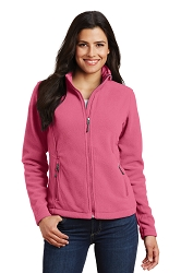 L217 Port Authority® Ladies Value Fleece Jacket