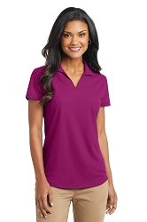 L572 Port Authority® Ladies Dry Zone® Grid Polo