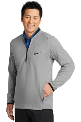 NKAH6267 Nike Therma-FIT Textured Fleece 1/2-Zip