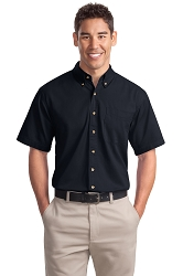 S500T Port Authority® Short Sleeve Twill Shirt