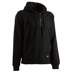 SP350 Berne® Quarter-Zip Hooded Sweatshirt