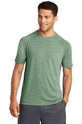ST400 Sport-Tek® PosiCharge® Tri-Blend Wicking Reglan Tee