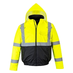 US363 Portwest® Hi-Vis Value Bomber Jacket