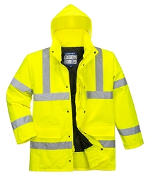 US460 Portwest® Hi-Vis Traffic Jacket