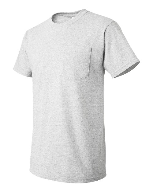 3930PR Fruit of the Loom HD Cotton T-Shirt with Pocket