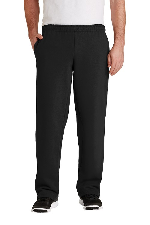 12300 Gildan® - DryBlend® Open Bottom Sweatpant