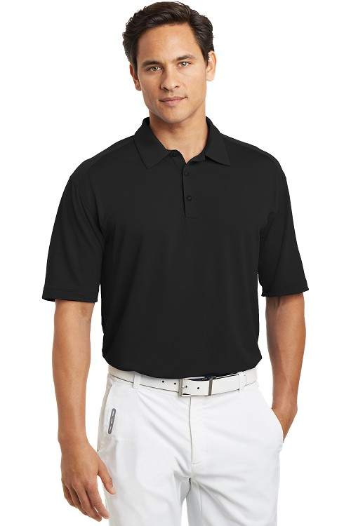 378453 Nike Dri-FIT Mini Texture Polo
